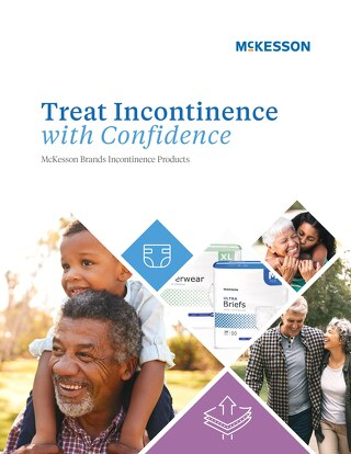 McKesson Brands incontinence products