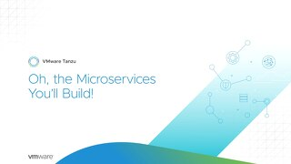 Oh, the Microservices You'll Build! – Learn Microservices from Zero to Hero