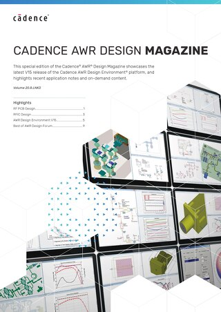 AWR Design Magazine Vol 20