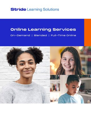 Online Learning Services for School Districts