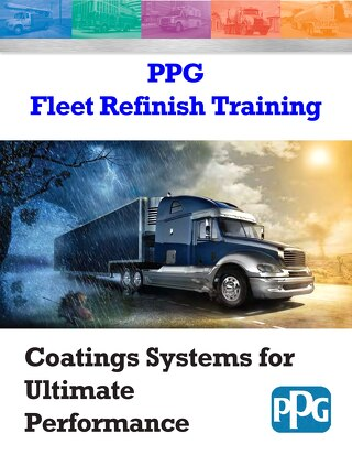 PPG TRN90 Fleet Fundamentals Manual