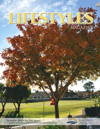 Sun Lakes Lifestyles November 2020