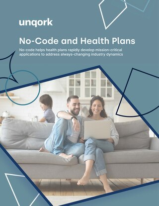 eBook: Healthcare Payers + No-Code