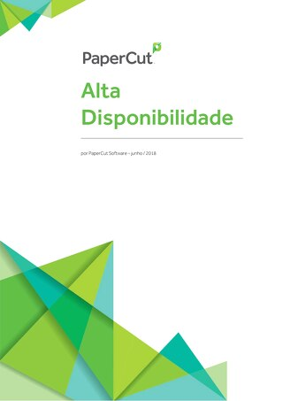 Papercut High Availability Whitepaper Brazil