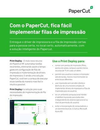 Print Deploy Brazil