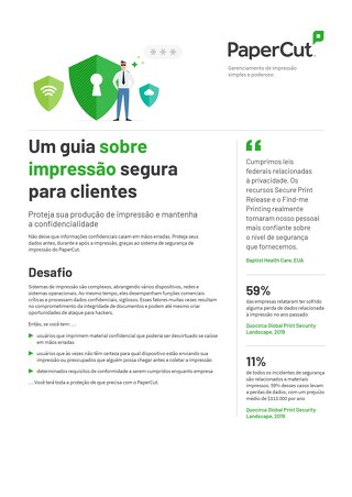 PaperCut Security Brazil
