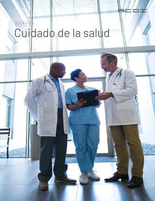 PaperCut Healthcare Vertical en Español