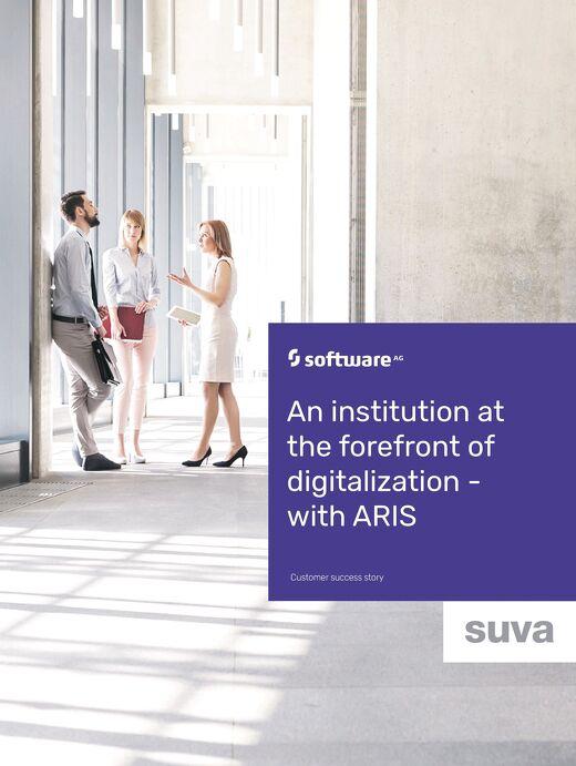 Suva modernizes customer interactions using ARIS