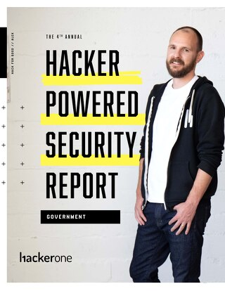 The 4th Annual Hacker-Powered Security Report - Government