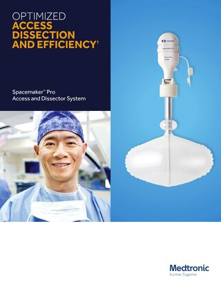 Spacemaker™ Pro Access and Dissector System - Brochure