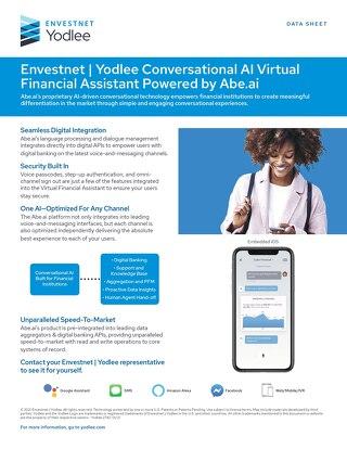 Conversational AI Virtual Financial Assistant