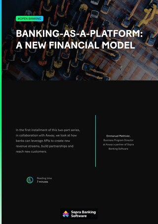 We look at how banks can leverage APIs to create new revenue streams, build partnerships and reach new customers.