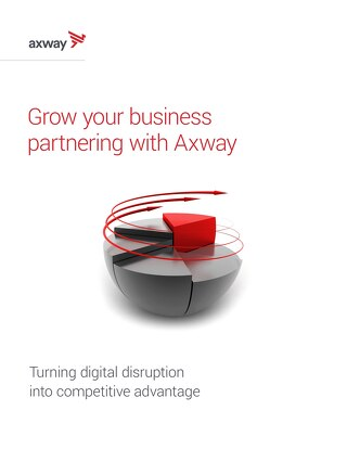 Grow your business partnering with Axway