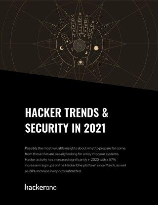 Hacker Trends & Security In 2021