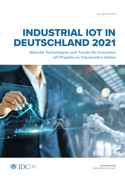 Industrial IoT in Deutschland 2021
