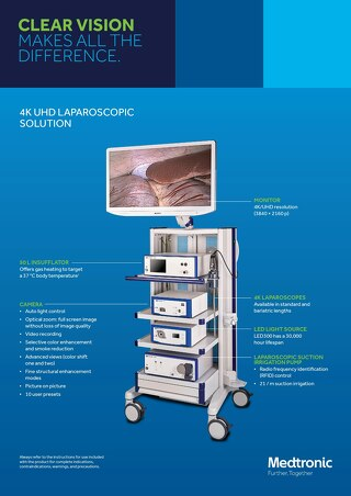 4K UHD Laparoscopic Solution