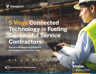 How Integrated Technology is Fueling Today's Leading Service Contractors