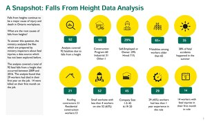 A Snapshot: Falls From Height Data Analysis
