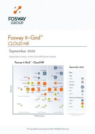 2020 Fosway 9Grid CloudHR-EN
