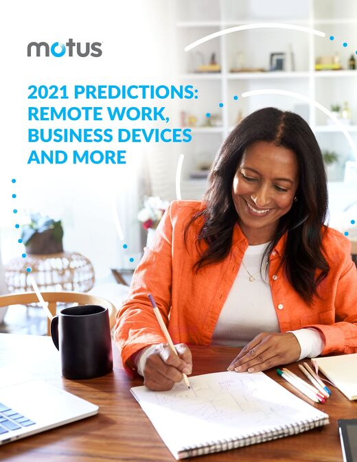 2021 Predictions: Remote Work, Business Devices and More