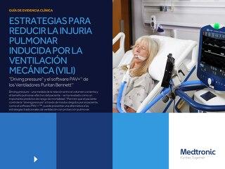 ESTRATEGIAS PARA REDUCIR LA INJURIA PULMONAR INDUCIDA POR LA VENTILACIÓN MECÁNICA (VILI)