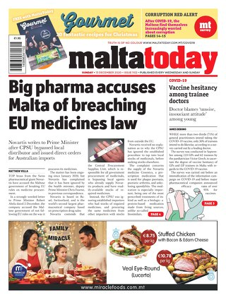 MALTATODAY 13 December 2020