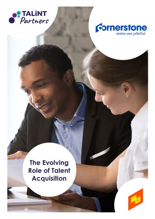 The Evolving Role of Talent Acquisition