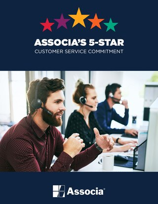 Associa's 5-Star Customer Service Commitment