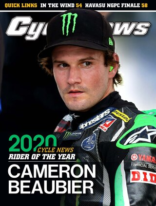 Cycle News 2020 Issue 50 December 15