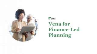 Vena Solution Brief - Complete Planning - Finance-Led
