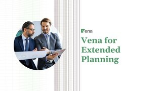 Vena Solution Brief - Complete Planning - Extended