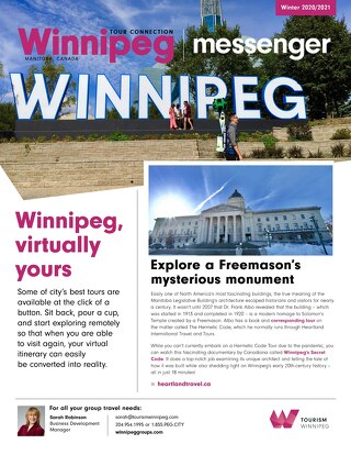 Winnipeg Tour Connection Messenger Winter 2020-2021