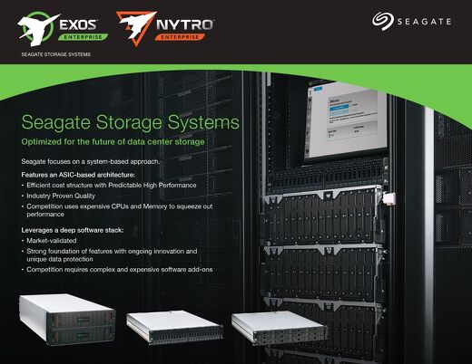 Seagate Storage Systems
