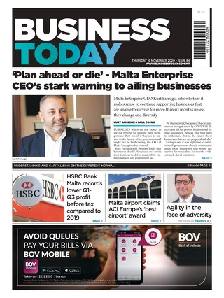 BUSINESSTODAY 19 November 2020