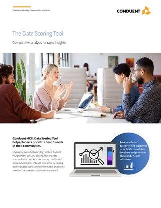 The Data Scoring Tool