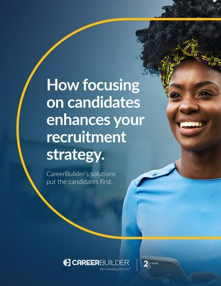 How focusing on candidates enhances your recruitment strategy