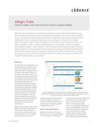 Allegro Pulse