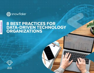 8 Best Practices for Data-Driven Technology Organizations