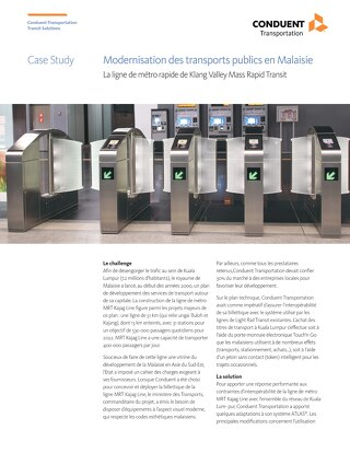 Version FR - Modernizing Malaysian public transit