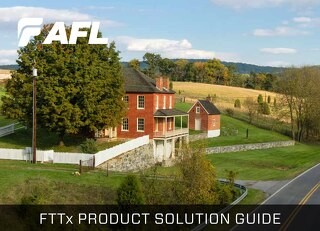 FTTx Product Solutions Guide