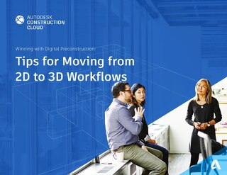 [eBook] Tips for Moving from 2D to 3D Workflows