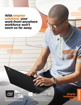 Smarter Solutions for You Work-from-Anywhere Workforce