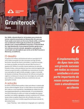 Estudo de caso - Graniterock