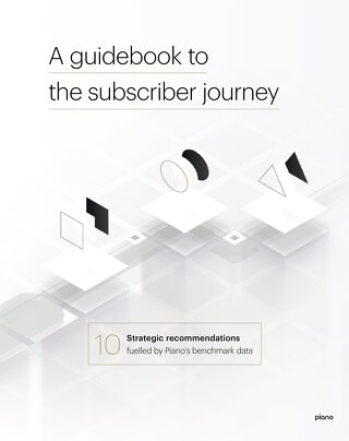 A Guidebook to the Subscriber Journey