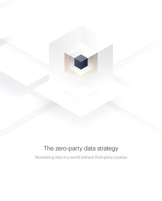 The Zero Party Data Strategy