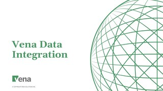 Vena Data Integrations & Power BI