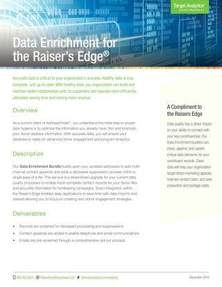 AddressFinder to Data Health Bundle Datasheet