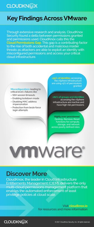 Infographic: Key Findings from VMware