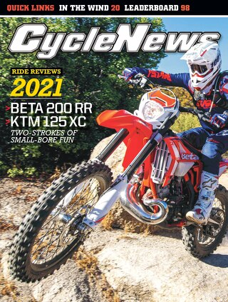 Cycle News 2020 Issue 47 November 24