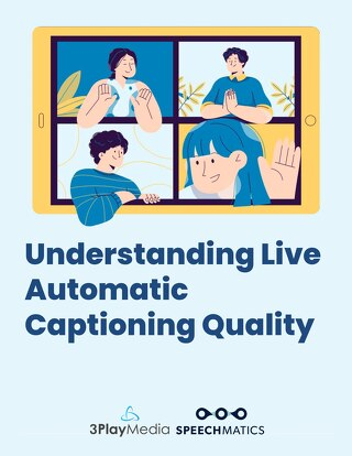 Understanding Live Automatic Captioning Quality